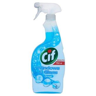 üvegtisztító spray