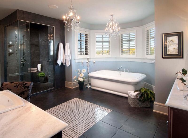 3-fürdőszoba berendezési ötletek