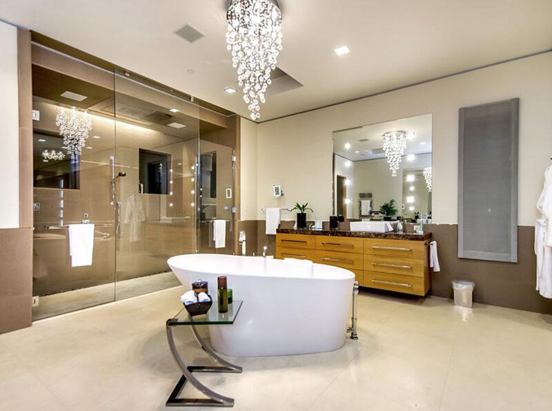 4-szép fürdőszobák képekkel
