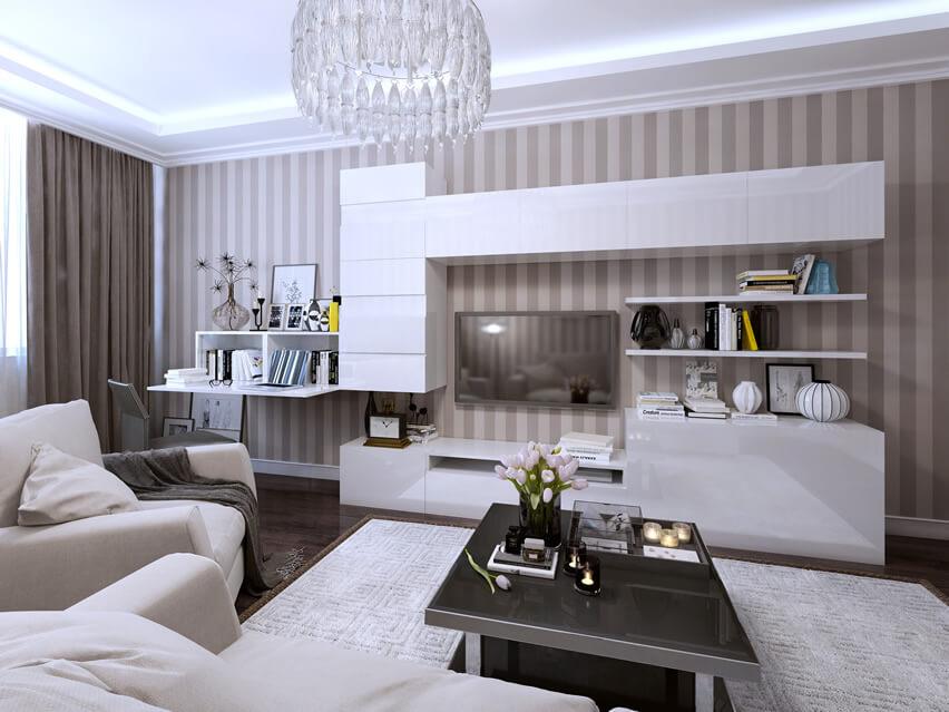nappali világítás megoldások